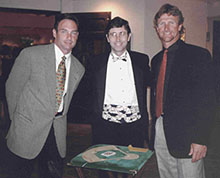 Baseball greats Paul Molitor and Robin Yount