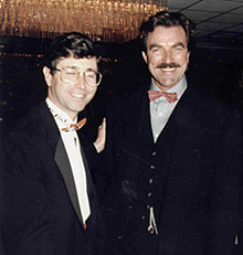 Actor Tom Selleck